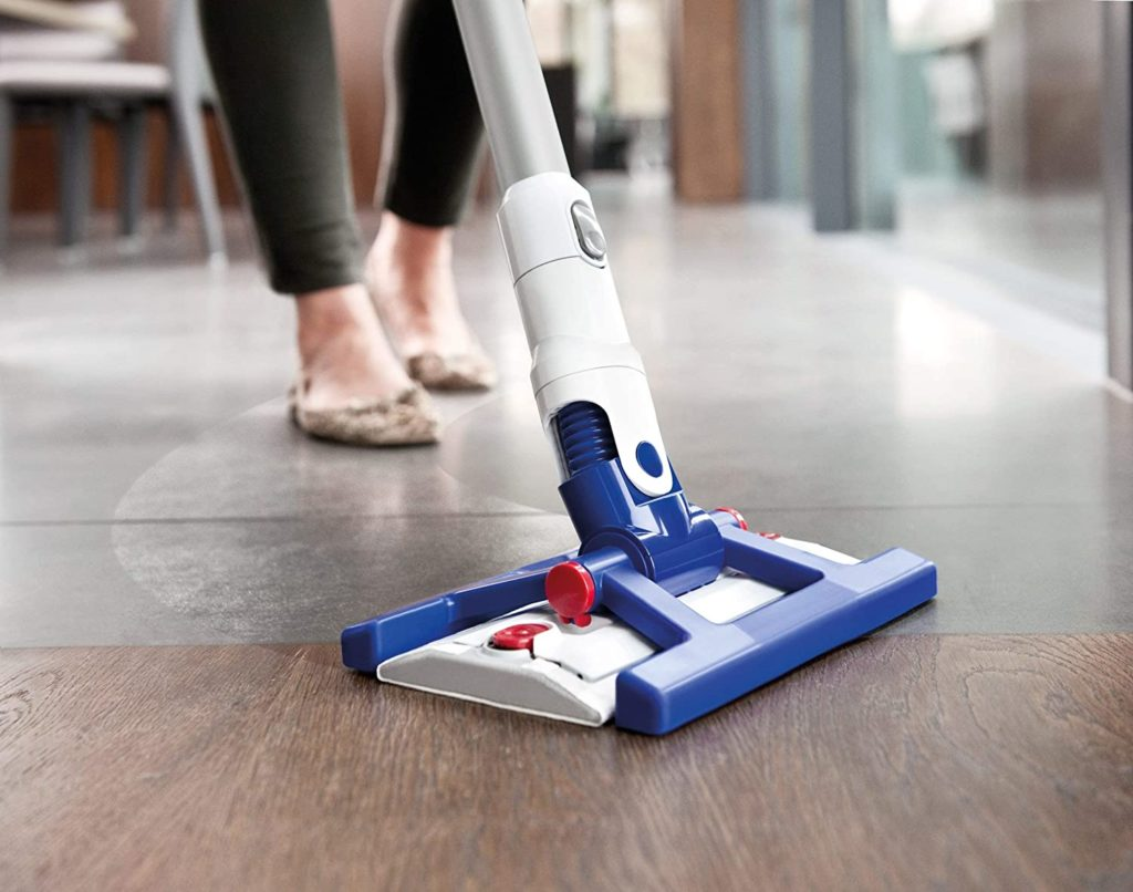 dyson vacuum and mop combo