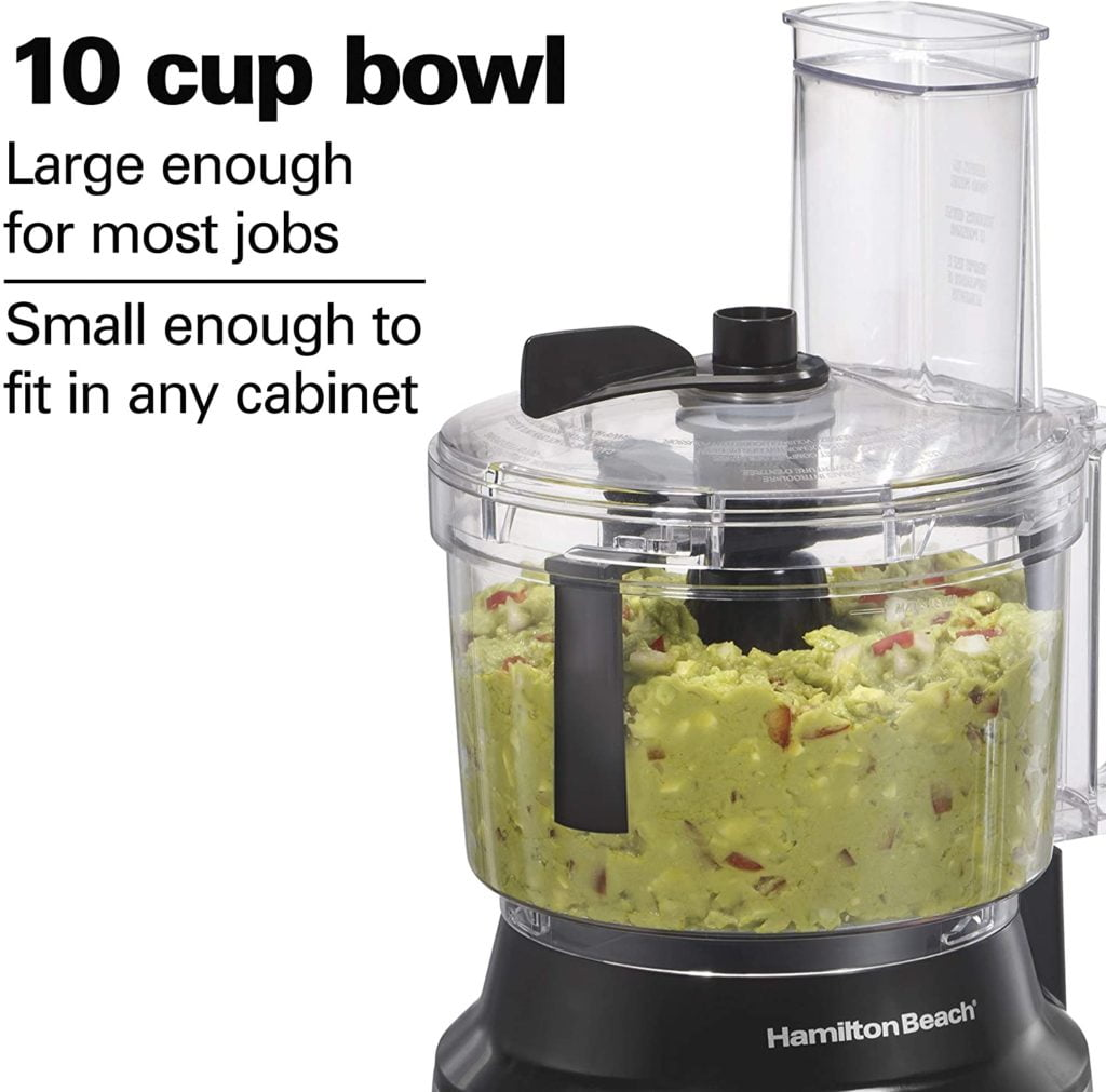 best food processor for bread dough