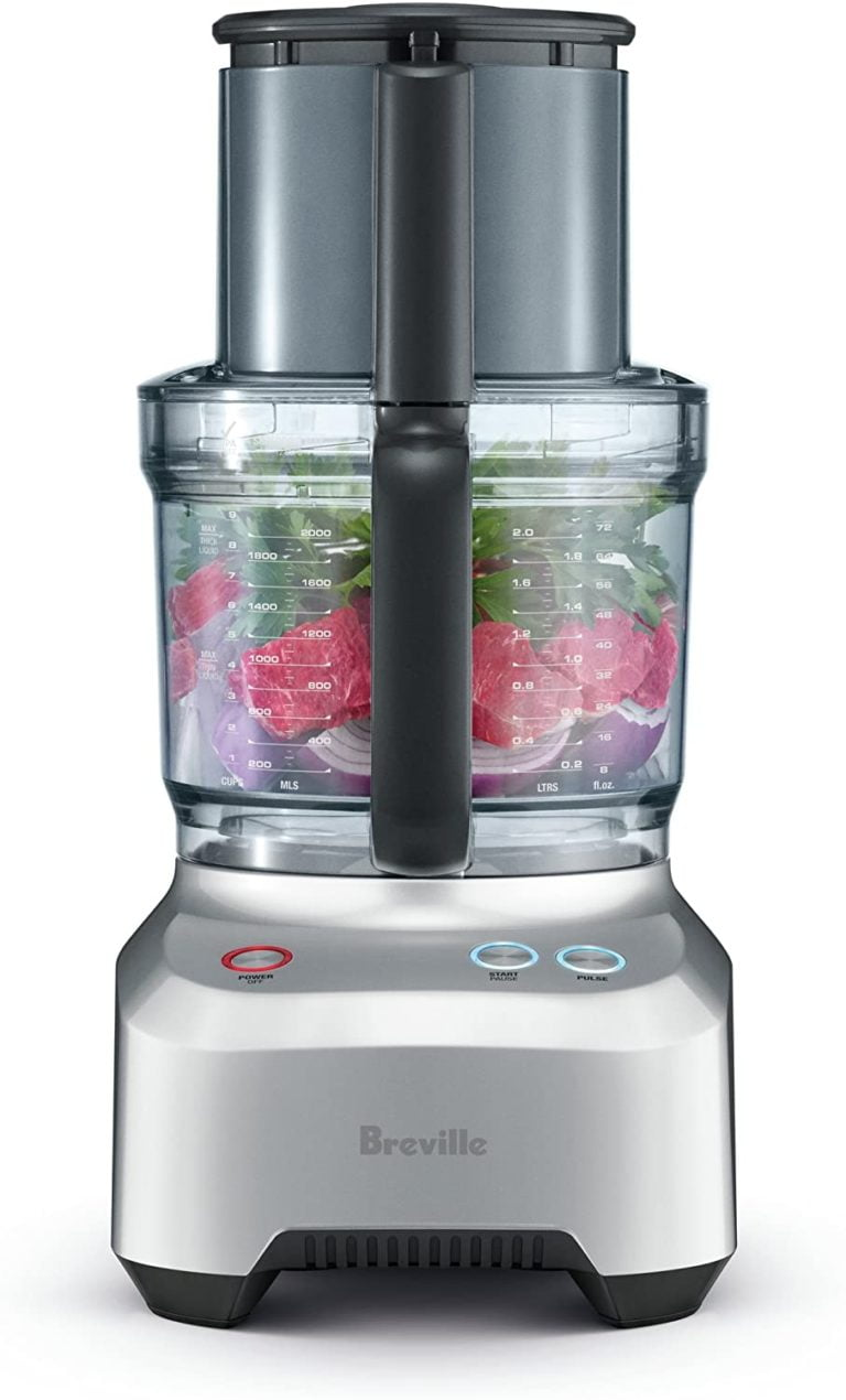 best food processor for pizza dough