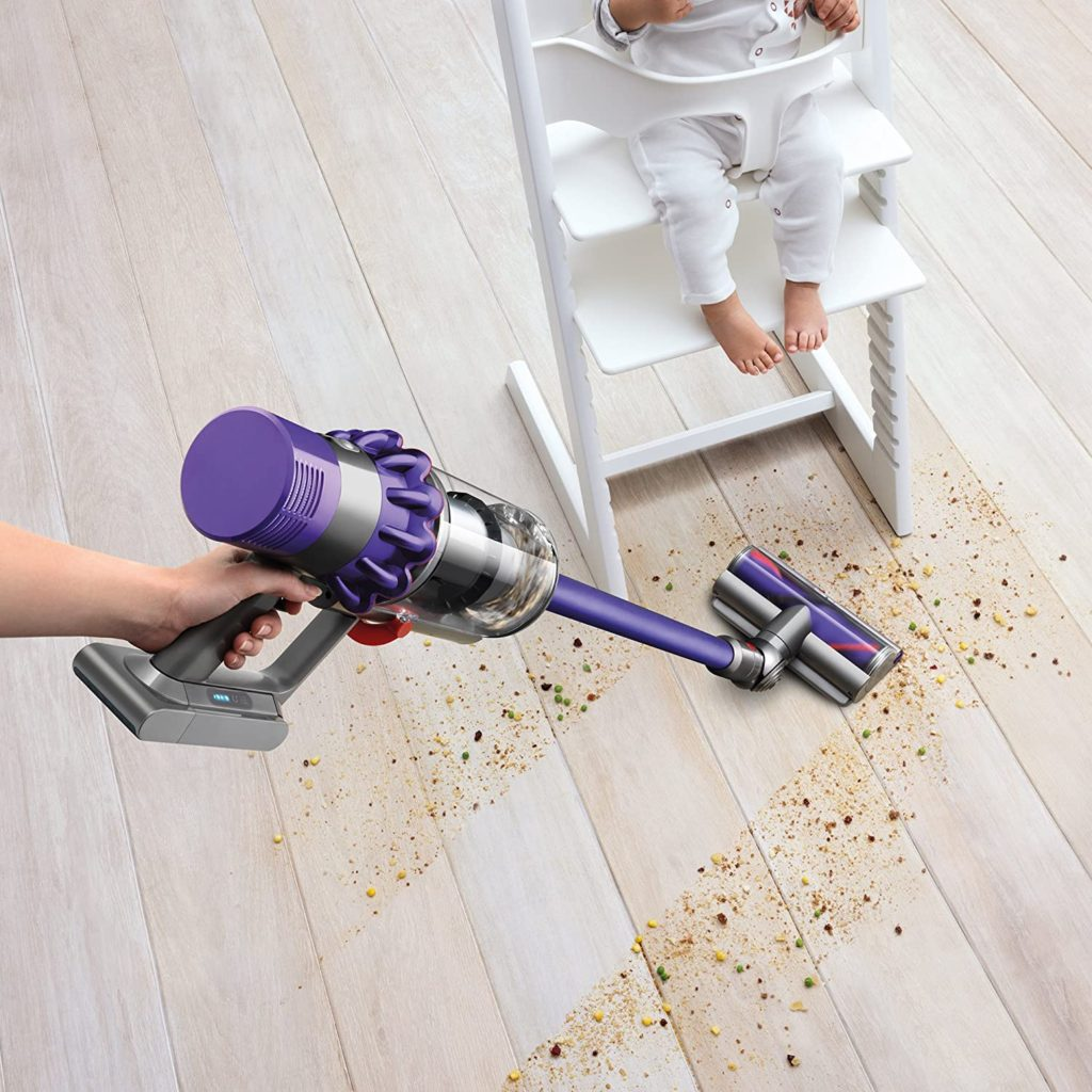best vacuum for dog hair and dust
