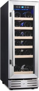 "Best Small 12"" Under Counter Wine Cooler"