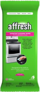 how to clean a glass top stove